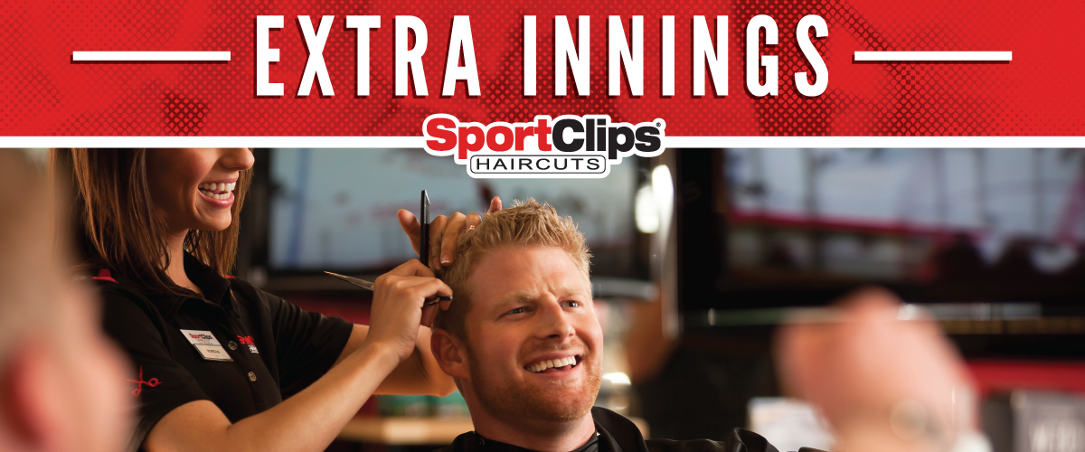 The Sport Clips Haircuts of Westminster - Decatur Extra Innings Offerings